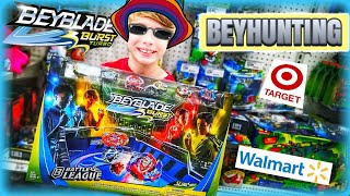 Beyblade Burst Toy Hunting At Target And Walmart For Hasbro Turbo Beyblades - Beyhunting