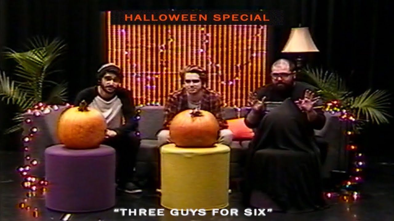 Candy Bowl 2018 Three Guys For Six Halloween Special Youtube
