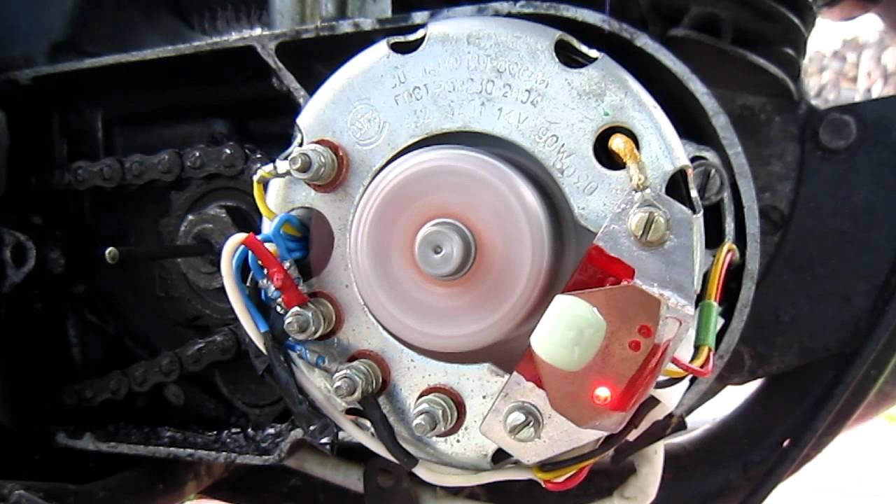 Двигатели на отечественные мотоциклы