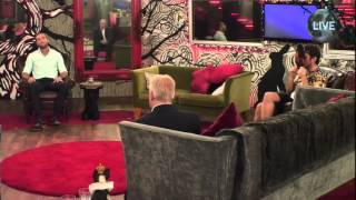 Day 29: Watch Perez's eviction from the CBB House