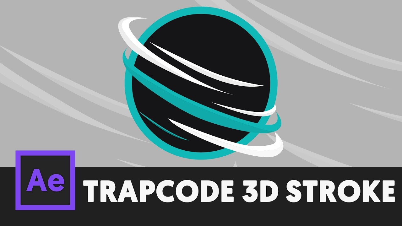 Trapcode advanced 3d stroke after effects tutorial t059