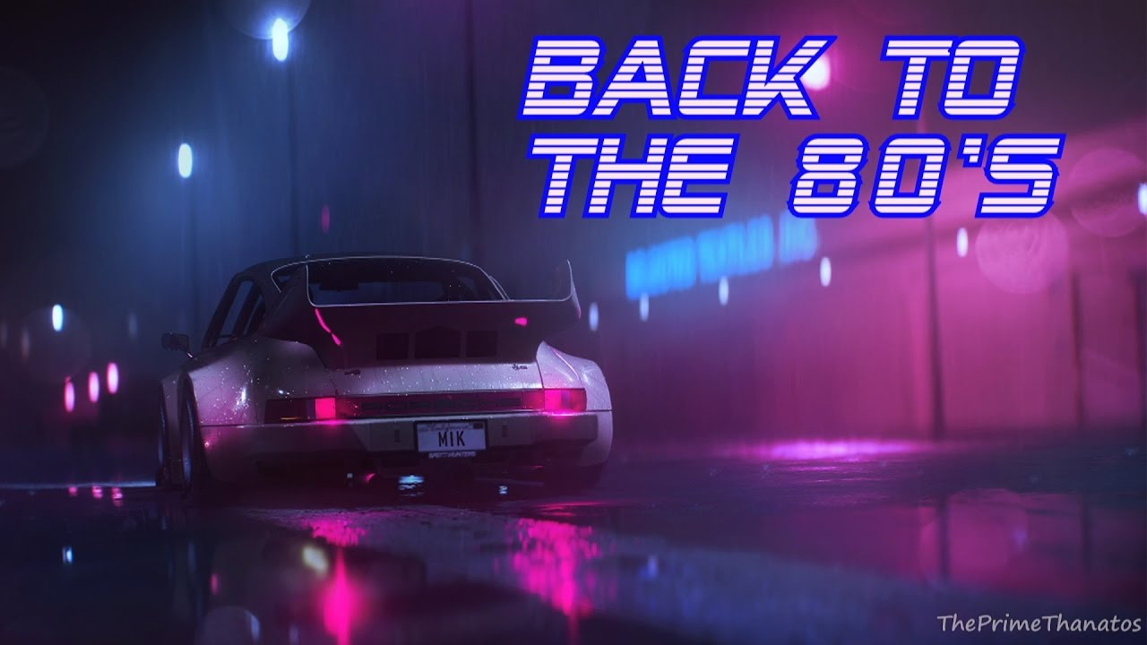 Back To The 80's - Best of Synthwave and Retro Electro Music Mix