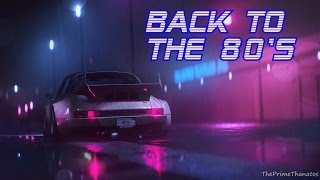 'Back To The 80's' | Best of Synthwave...