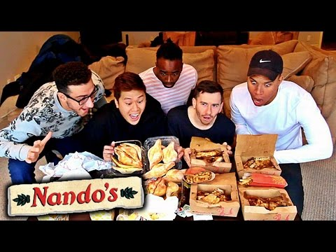 WORLD'S MOST DELICIOUS CHICKEN CHALLENGE
