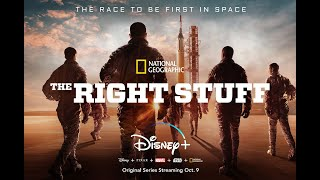 TV Party Tonight: The Right Stuff (2020) Review