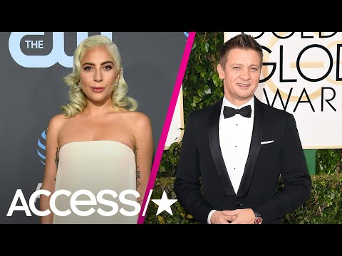 Courtney and KISS in the Morning - Are Lady Gaga And Jeremy Renner Dating?