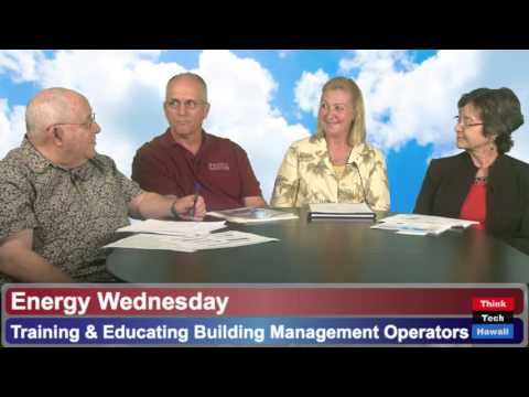 Training & Educating Building Management Operators - Michael Barros, Sherry Proper, Paulette Feeney