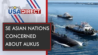 South-East Asian Nations cautions over AUKUS Pact   WION USA Direct   Latest World English News