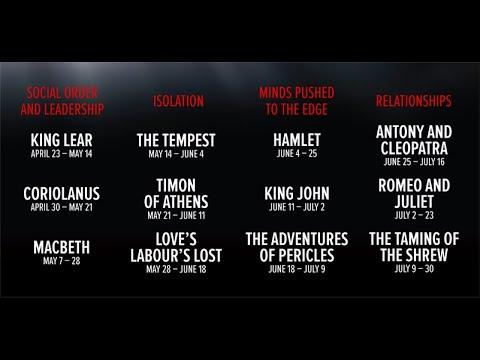 What's On | Stratford On Film | Stratford Festival Official