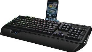 استعراض للوحة المفاتيح الميكانيكية Logitech G910 Orion Spectrum