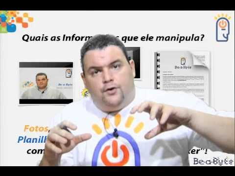 Curso de Informática Completo! - Introdução a Informática - Aula 1. 2014