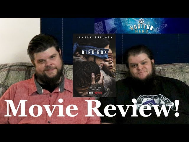 Bird Box - Netflix Movie Review!