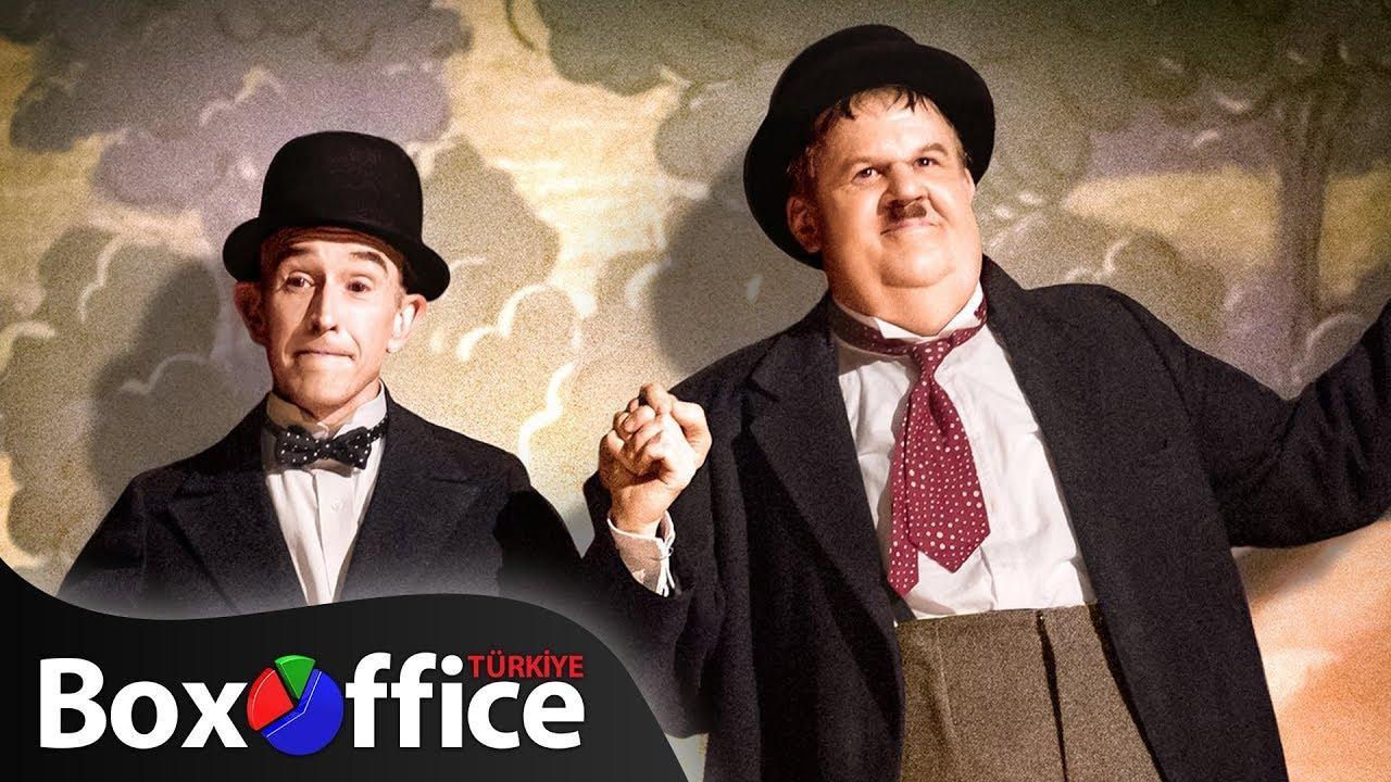 Laurel ile Hardy: Fragman (Türkçe Altyazılı)