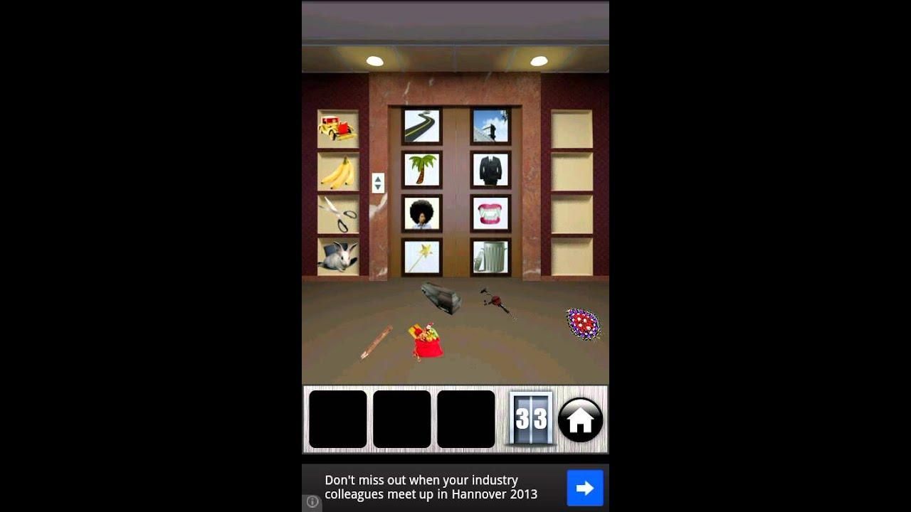 100 doors 2013 level 33 walkthrough all levels android for 100 door 2013