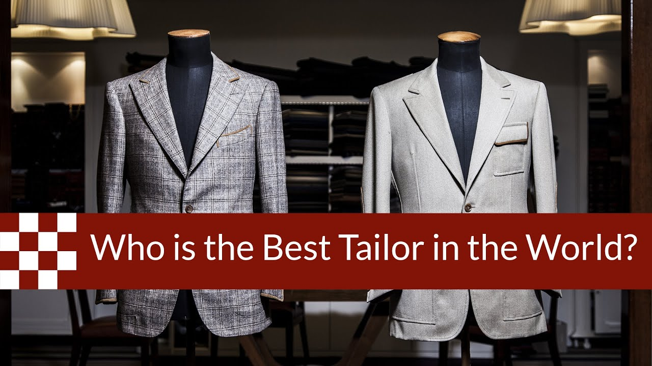 Best Tailor List — Alterations com Tailor Shop - New York