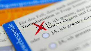 """Streitfall Organspende: """"Widerspruchslösung klingt für mich besser"""""""