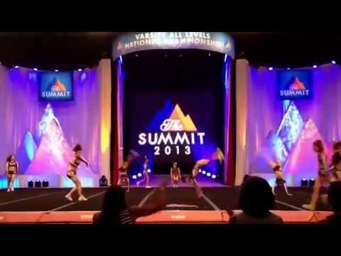 Bravo all stars senior 3 summit