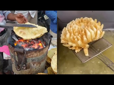 COMIDAS CALLEJERAS INCREIBLES - AMAZING STREET FOOD