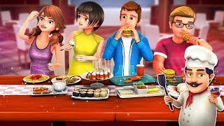 Crazy Cooking Kitchen Chef - Android Gameplay