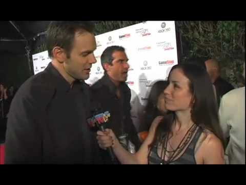 Splinter Cell Conviction - Red Carpet Celebrities // COIN-OP TV