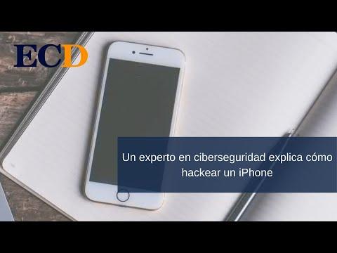 hackear moviles con iphone