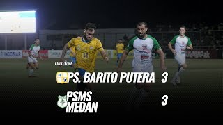 Download Video [Pekan 24] Cuplikan Pertandingan PS. Barito Putera vs PSMS Medan, 7 Oktober 2018 MP3 3GP MP4