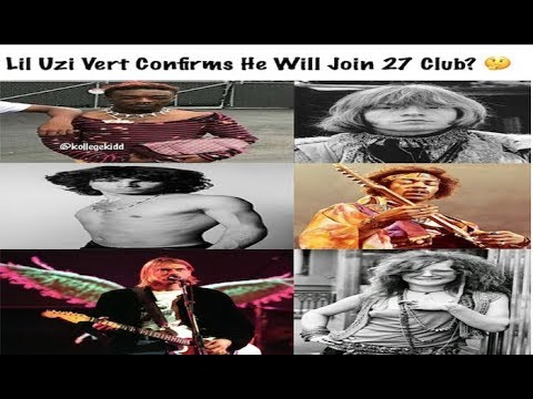 Lil Uzi Vert Confirms He Will Join 27 Club? Says He Has Three More Years