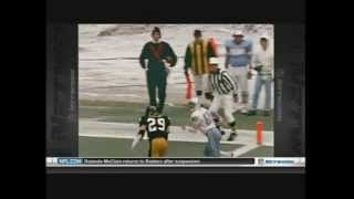 One of the WORST Calls in NFL HISTORY: 1979 Houston Oilers vs. Pittsburgh Steelers - Mike Renfro
