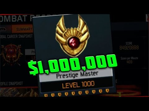 HE'S THE RICHEST LEVEL 1000 in THE ENTIRE WORLD... (OMFG!)