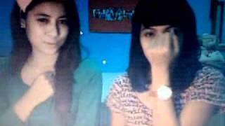 Download Mp3 Mala & Liya  Lipsing Jangan Bilang Siapa2 By Aura Kasih .mp4