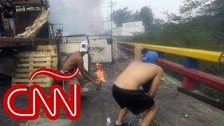Régimen de Maduro no quemó la ayuda humanitaria, dice The New York Times