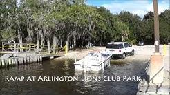 Arlington Lions Club Park Boat Ramp ~ Jacksonville, Florida