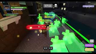 Roblox Dungeon quest canal nightmare hc
