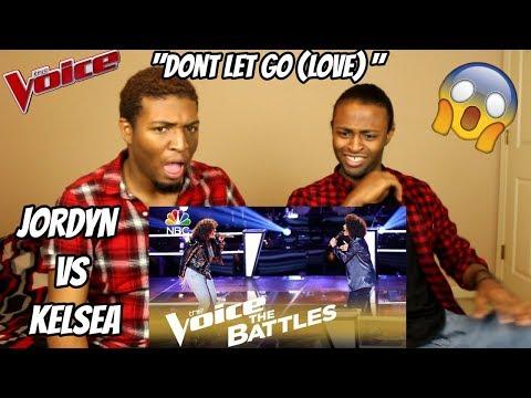 The Voice 2018 Battle - Jordyn Simone vs. Kelsea Johnson: