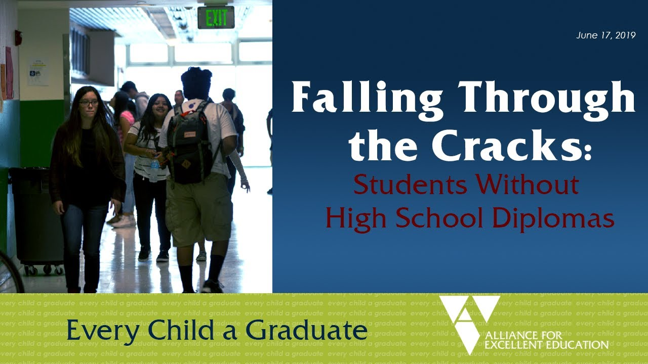 Falling Through the Cracks: Students Without High School