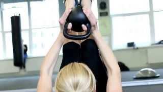 Фитнес урок от Endorphin fitness club