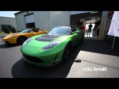 Tesla Roadster Sport--Codename: Dark Star