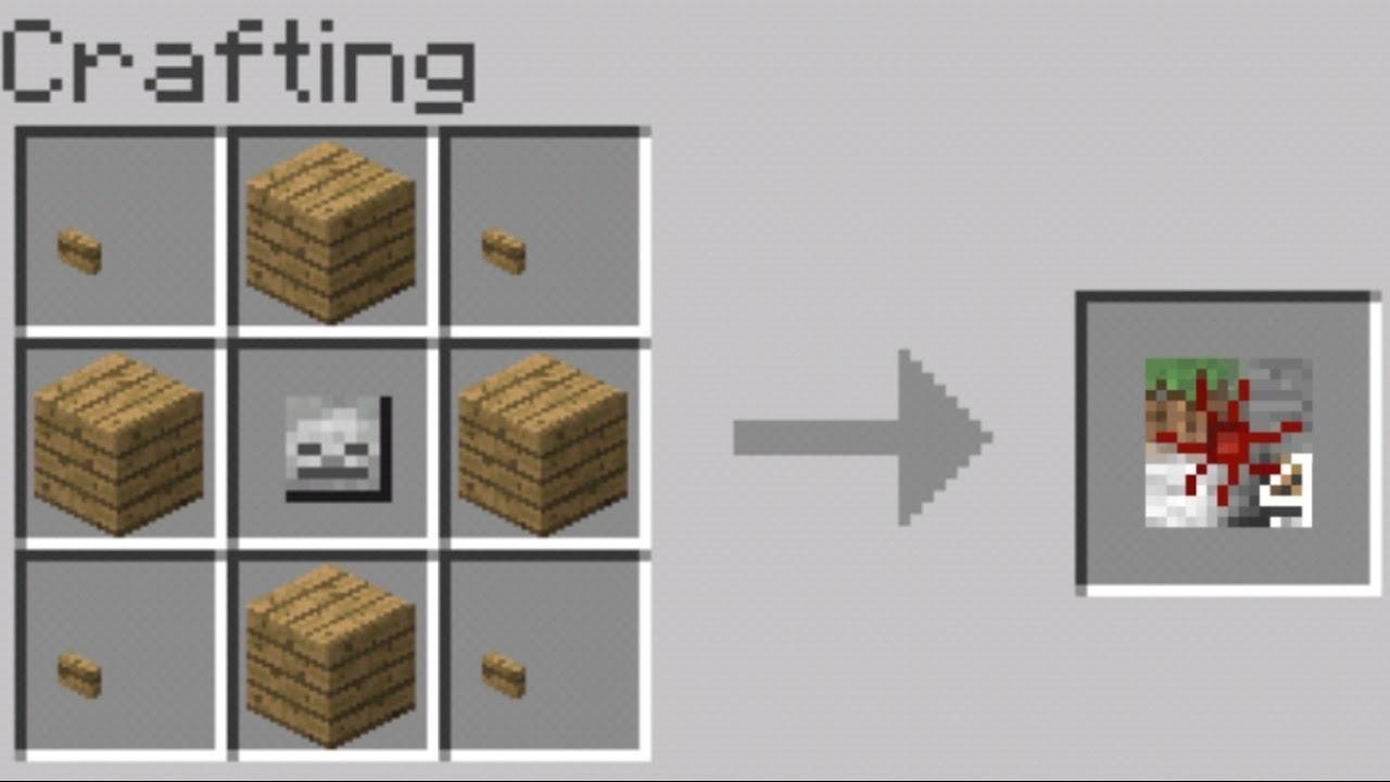 Mcpe Free Crafting Mod