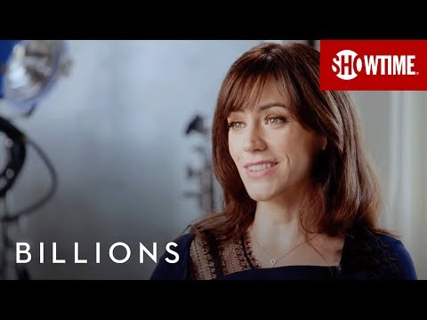 Maggie Siff on Wendy Rhoades  Billions  Season 2