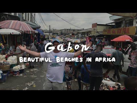 Gabon - Beautiful Beaches in Africa - Travel Vlog from Gabon