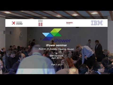 iPower FLECH demo,  April 8, 2014 at IBM Part 1 of 2