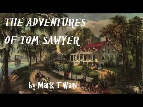 THE ADVENTURES OF TOM SAWYER  Mark Twain  FULL AudioBook  GreatestAudioBooks  V1