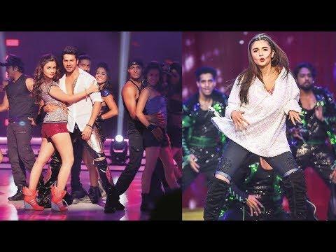 Alia Bhatt Dance Performance At Big Star Entertainment Awards 2017