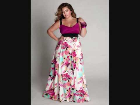 Modest Plus presents Plus Size Spring Dresses - YouTube