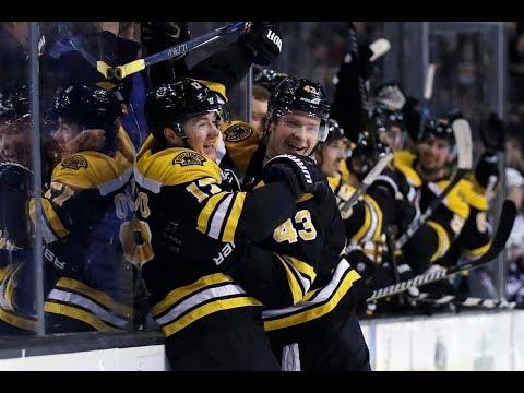 Boston Bruins 2018 Playoff Highlights