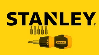 Stanley Stubby Ratcheting Screwdriver 66-358