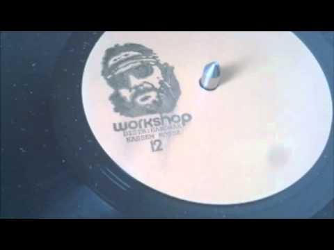 KASSEM MOSSE - B1 untitled - WORKSHOP 12