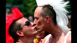 Евромайдан 2014. Шокирующее видео про геев на Евромайдане.