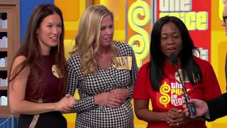 Kimberley Clayton The Price Is Right 2016 05 25 Primetime Special Amazing Race Edition