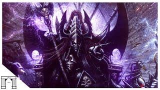40k lore! Asdrubael Vect! King of Commorragh!